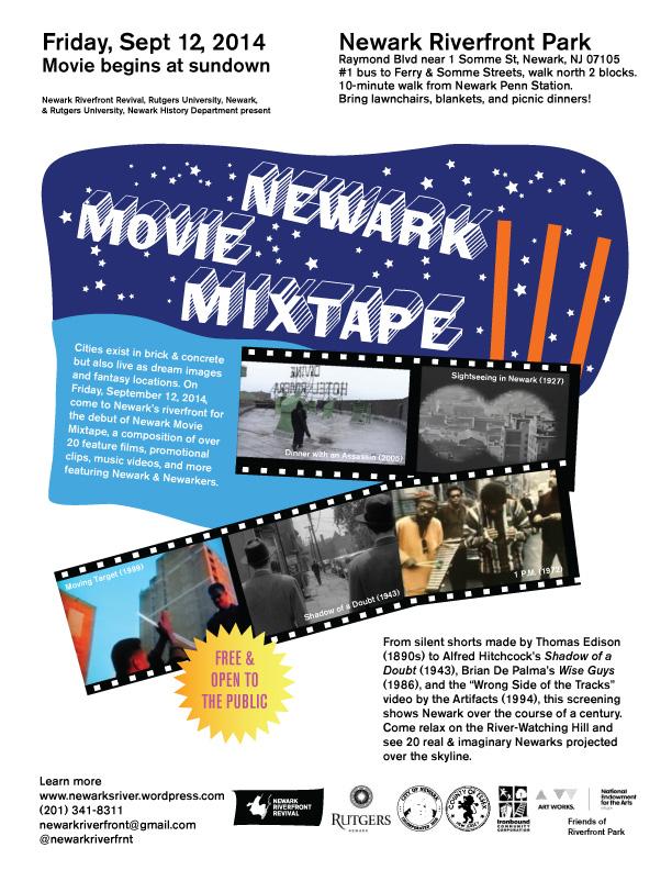 NewarkMovieMixtape