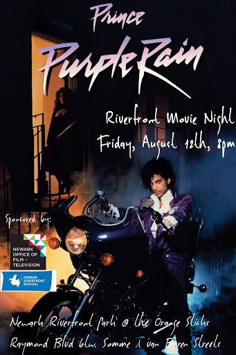 purple rain movie night