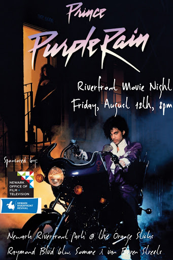 purple rain movie night